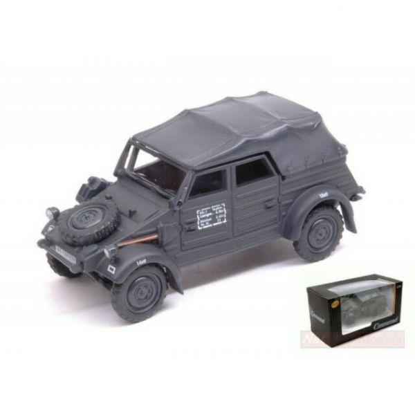 Cararama / 1/43 / 福斯Volkswagen Kubelwagen 黑色 Cararama,1/43,福斯,Volkswagen Kubelwagen
