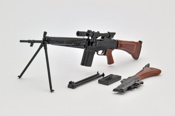 Tomytec / 1/12 / 迷你武裝 / LA024 64式狙撃槍 Tomytec,1/12,迷你武裝,LA024 64式狙撃槍