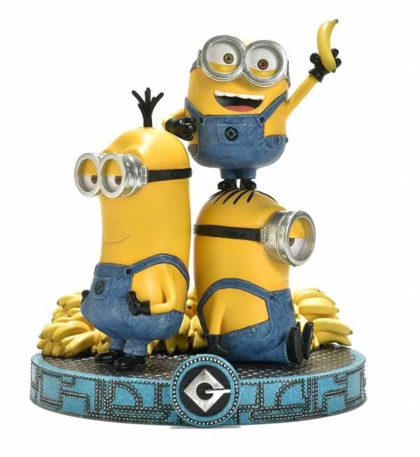 Prime 1 Studio / 神偷奶爸 / 小小兵與香蕉 雕像 / Minions Banana Prime 1 Studio,神偷奶爸,小小兵與香蕉,雕像,Minions Banana