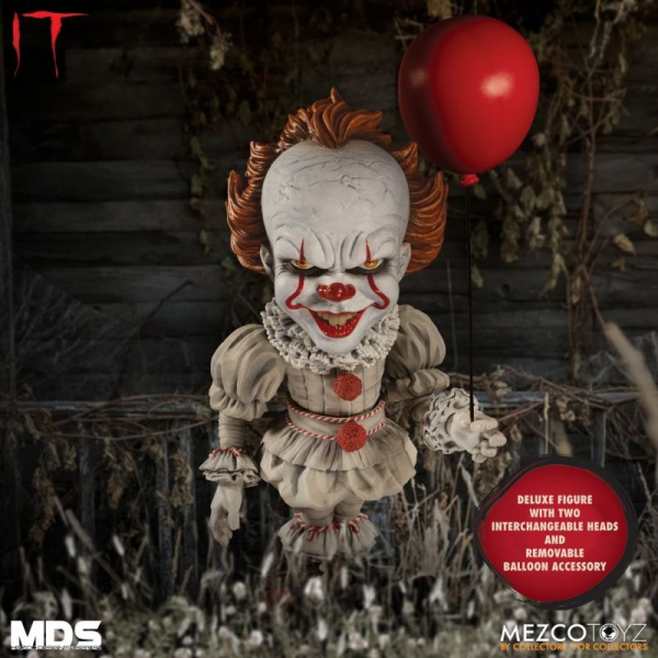 MEZCO TOYZ / Designer Series / IT 牠 潘尼懷斯 豪華版 MEZCO TOYZ,Designer Series,IT,牠,潘尼懷斯,豪華版