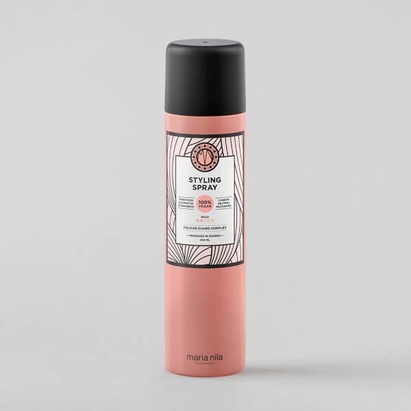「輕度定型」粉紅自由落體 400ml