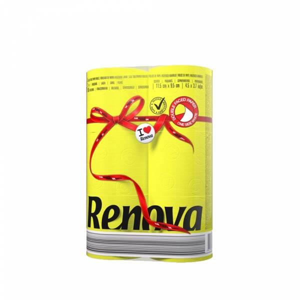 Renova葡萄牙馬卡龍捲筒衛生紙 (兩層) Renova、葡萄牙天然彩色香氛紙手帕、衛生紙、時尚衛生紙、抽取式衛生紙、衛生紙隨身包、無毒衛生紙、環保衛生紙、Renova葡萄牙天然彩色抽取式面紙、捲筒衛生紙