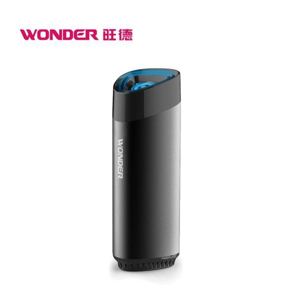 【WONDER旺德】智能USB負離子空氣清淨機 USB負離子空氣清淨機、USB空氣清淨機、空濾機、空氣清淨機、負離子、PM2.5、空氣汙染、髒空氣