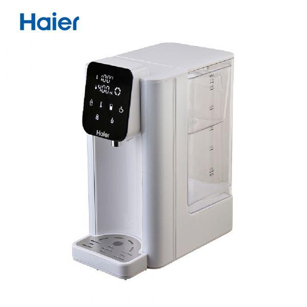 Haier 海爾小海豚瞬熱式淨水開飲機/調乳機 智慧型觸控 輕巧 三秒瞬熱 活性炭濾心