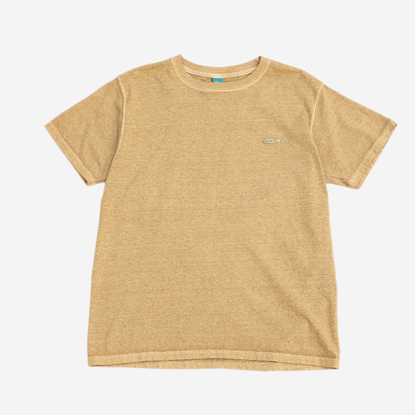 GOOD ON - COLOR DYE WAPPEN SS TEE-LATE