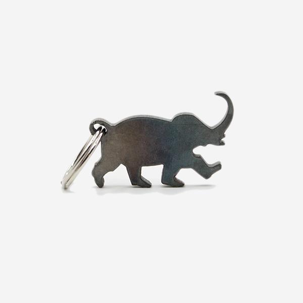TENDER - ELEPHANT'S BOOT KEYRING