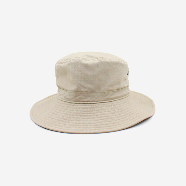 CABLEAMI - RIP STOP HAT-BEIGE