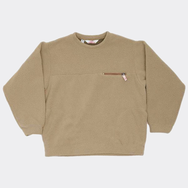 BATTENWEAR - LODGE CREWNECK BEIGE