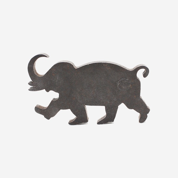 TENDER CO. - ELEPHANT BOTTLE OPENER BLACK