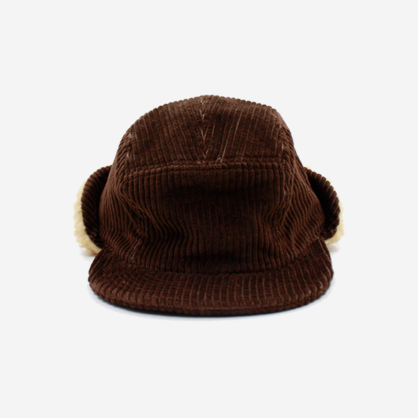 CABLEAMI - 5W CORDURDY CAP-BROWN