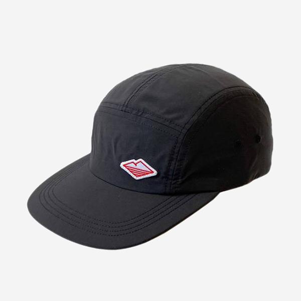 BATTENWEAR -NYLON TRAVEL CAP - BLACK