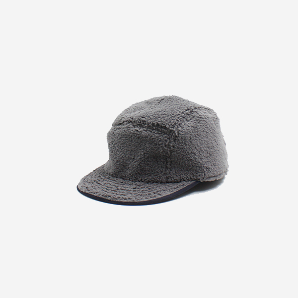 CABLEAMI - BOA FLEECE CAP GRAY