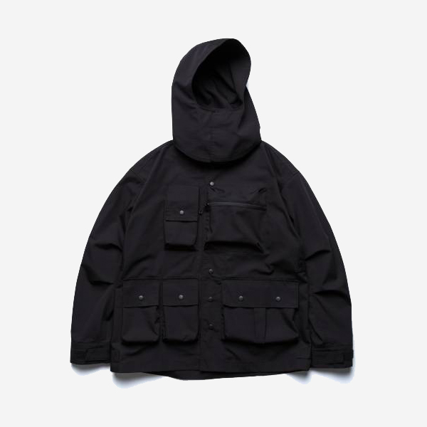 WISDOM - HOLIDAY COLLECTION | MILITARY HOODED JACKEY