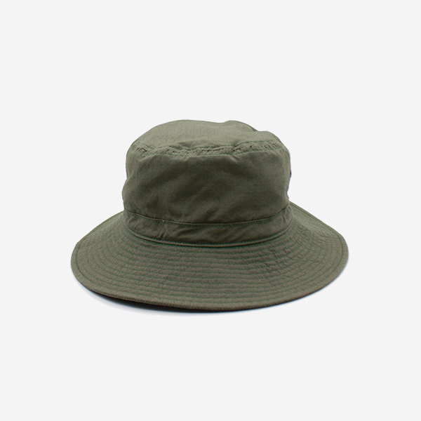 CABLEAMI - RIP STOP HAT-OLIVE