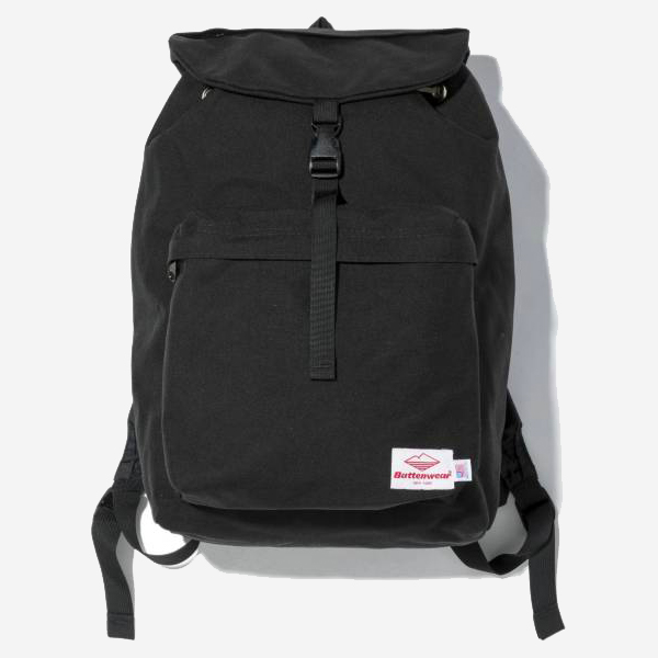 BATTENWEAR -  DAY HIKER-BLACK
