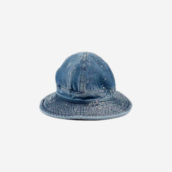 ORSLOW - US NAVY HAT - 2YR WASH W - PAINT