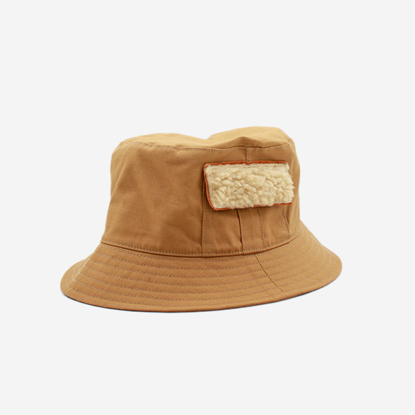 CABLEAMI - RIP-STOP FISHING HAT-BEIGE