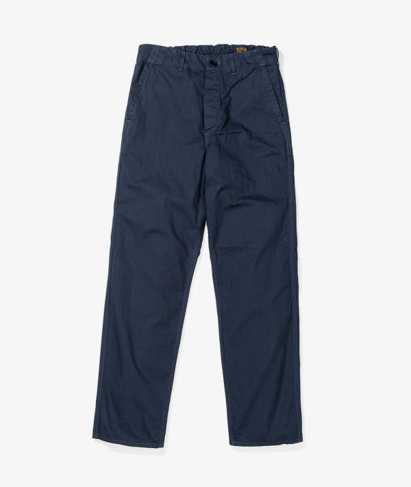 ORSLOW - NAVY FRENCH WORK PANTS