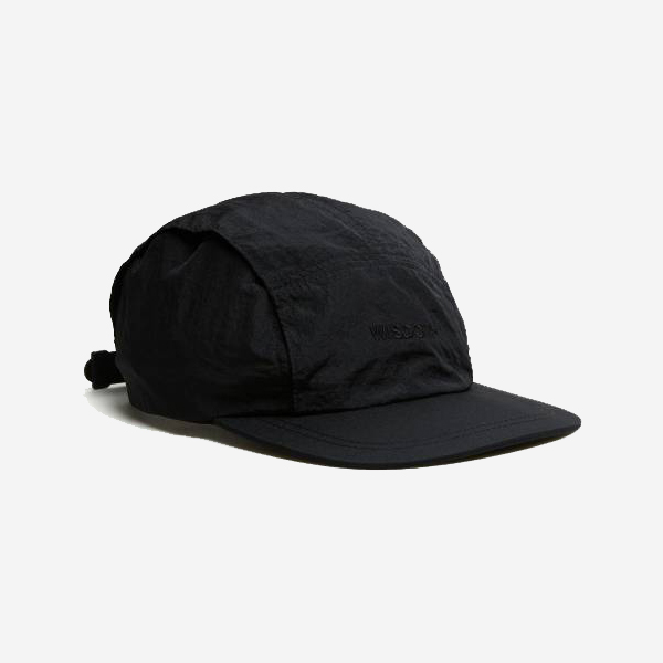 WISDOM - WMA CAP - BLACK