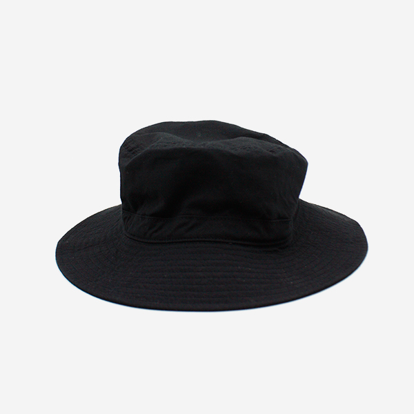 CABLEAMI - RIP STOP HAT-BLACK