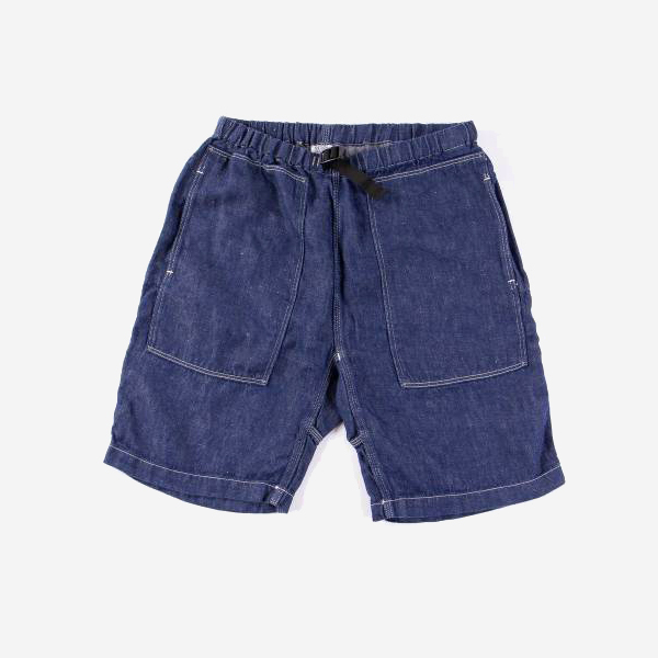 ORSLOW - CLIMBING SHORTS ONE WASH