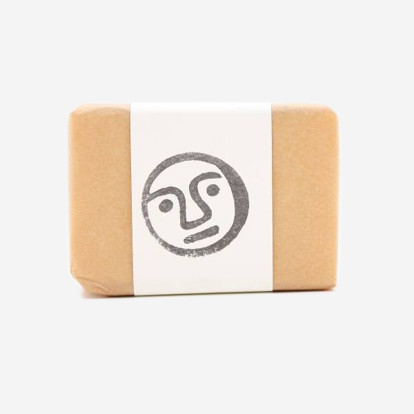 TENDER CO. - HAND CUT WOOL OIL SOAP BAR CYPRESS