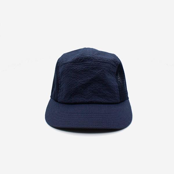 CABLEAMI - SHEER SUCKER / MESH JET CAP-SOLID