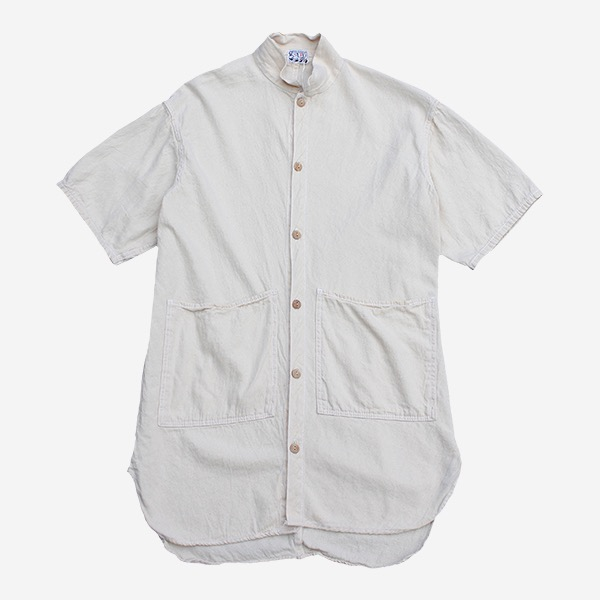 TENDER CO. - SHORT SLEEVE BOOMERANG SHIRT CREAM