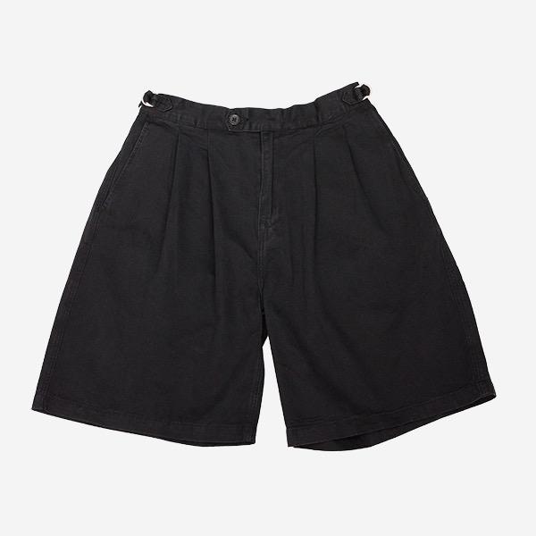寬版斜紋工裝西褲