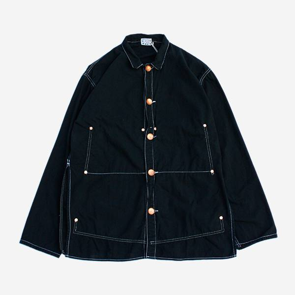 TENDER CO. - TYPE 956 JANUS JACKET - BLACK