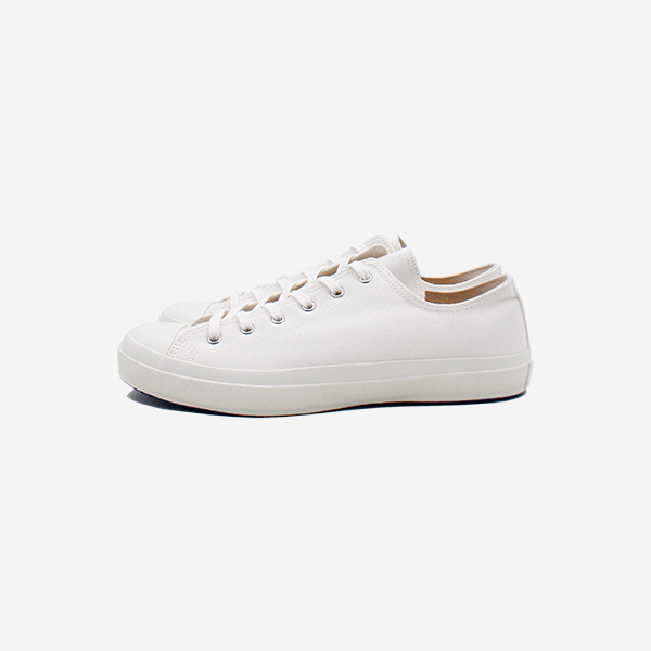 MOONSTAR - LOW BASKET / WHITE