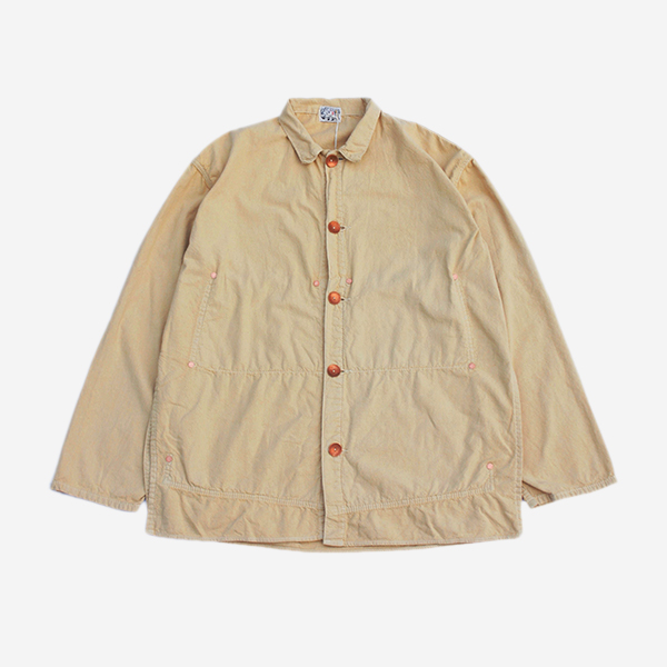 TENDER CO. - TYPE 956 JANUS JACKET - IRON RUST