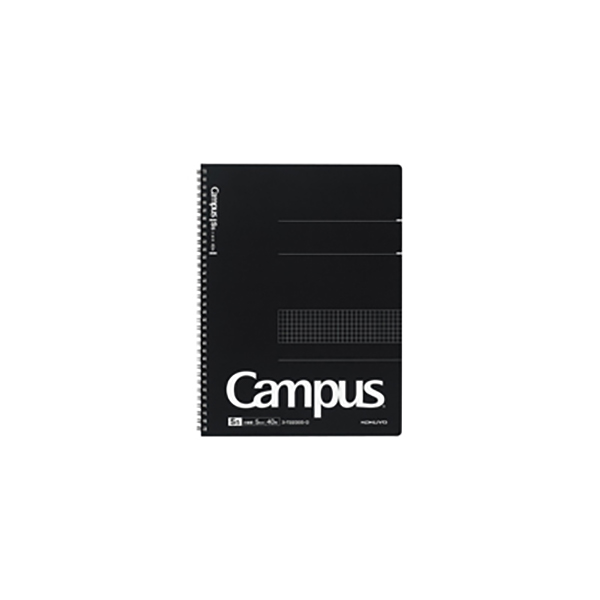Campus大人系列筆記本-方格(線圈)