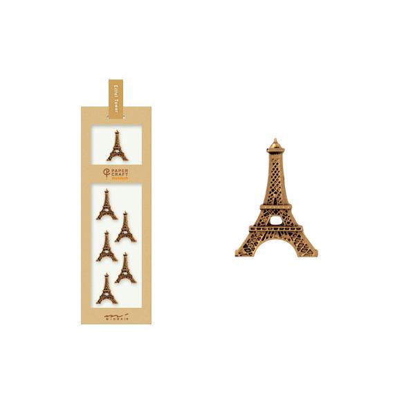 PCM紙藝博物館-造型貼紙-艾菲爾鐵塔