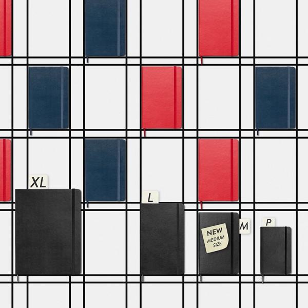 客製化說明-經典硬殼筆記本