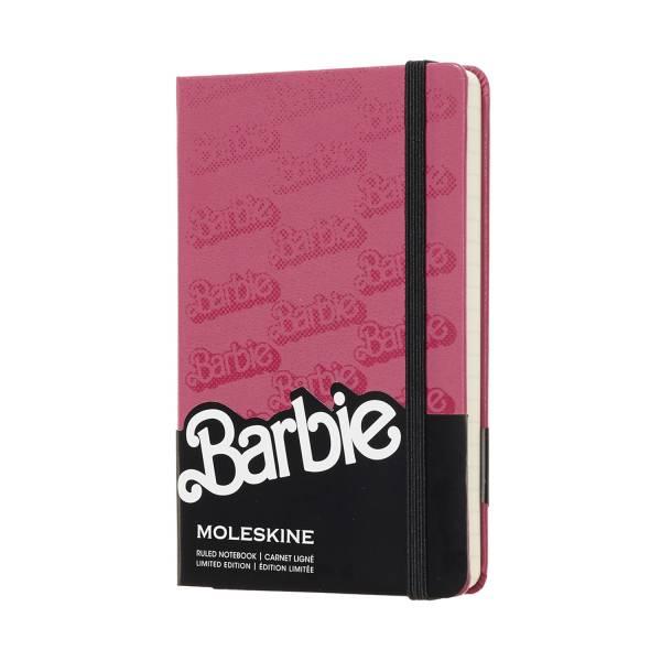 芭比限定版筆記本-口袋型