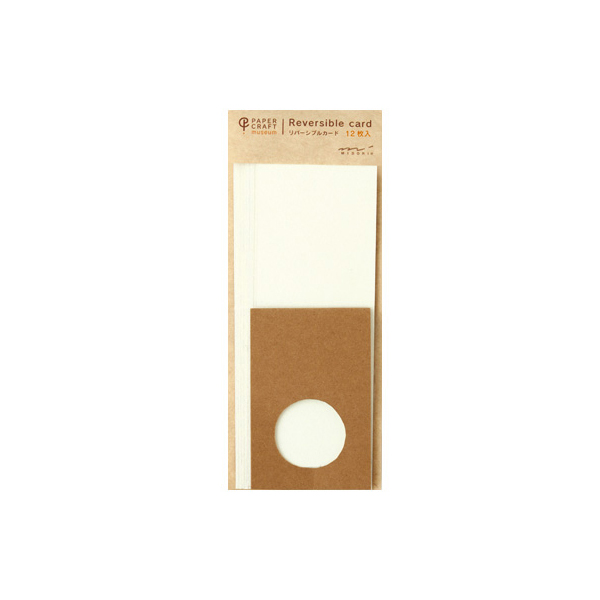PCM紙藝博物館-配件-雙面卡片