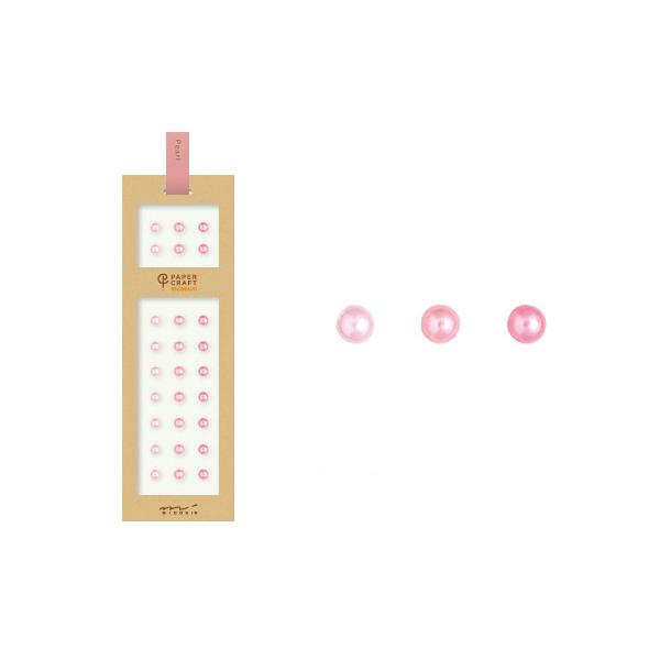 PCM紙藝博物館-造型貼紙-珍珠粉