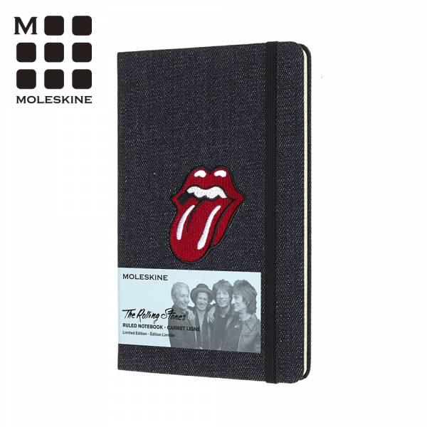 滾石樂團限定筆記本