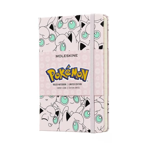 寶可夢限定版筆記本-口袋型