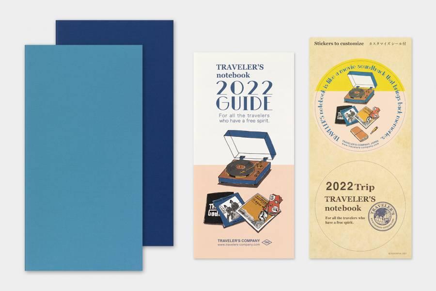 TN 2022週間手帳 補充包
