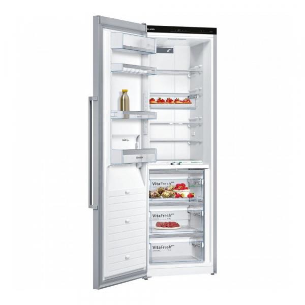 詢問超低價 BOSCH 博世 KSF36PI33D 獨立式冷藏櫃 (經典銀) (300L)  BOSCH,博世,KSF36PI33D,KSF,獨立式,冷藏櫃,300L