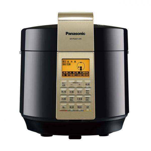 Panasonic 國際牌 6公升 微電腦壓力鍋 SR-PG601 Panasonic,國際牌,6公升,微電腦,壓力鍋,SR-PG601