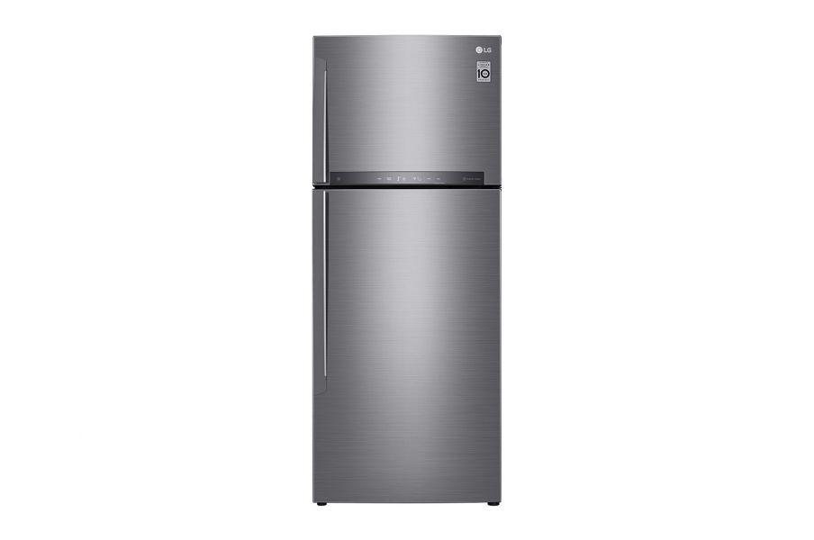 LG 438公升雙門冰箱銀色GI-HL450SV LG,樂金,雙門,冰箱,GI-HL450SV,GIHI450SV,450SV,HI-450SV,550,低價