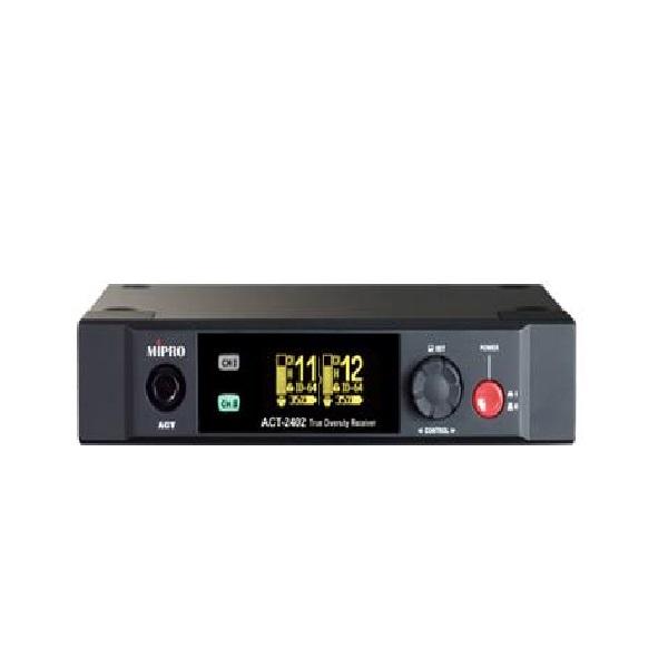 詢問超低價 MIPRO 米波羅 半U雙頻道 無線麥克風組 ACT-2402/ACT-24H*2  刷卡分6期0利率,MIPRO,米波羅,雙頻道,無線,麥克風,ACT2402,ACT24H2