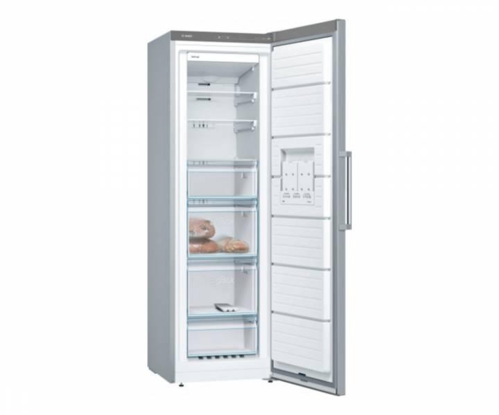 詢問超低價 BOSCH 博世 GSN36AI33D 獨立式冷凍櫃 (經典銀) (237L)  BOSCH,博世,冰箱,GSN36AI33D,GSN,冷凍櫃,237L