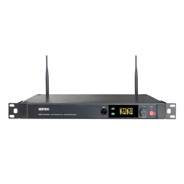 下單再折1000 MIPRO 米波羅 1U雙頻道 麥克風組 ACT-2412/ACT-24HC*2 請輸入優惠代碼 D1000 刷卡分6期0利率,MIPRO,米波羅,雙頻道,麥克風,ACT2412,ACT24HC2