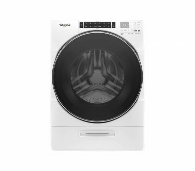 【全台原廠師傅基本安裝】詢問超低價 Whirlpool 惠而浦 滾筒 17KG 洗衣機 8TWFW8620HW 洗劑自動投放 冷風清晰12小時有風扇 (WFW92後續機型) Whirlpool,惠而浦,滾筒,洗衣機,8TWFW8620HW,8620,820hw