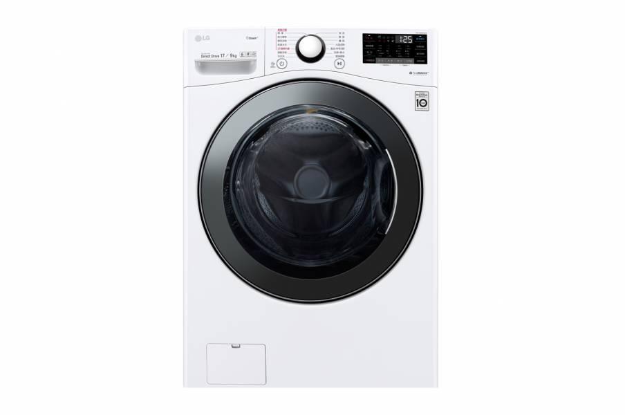 詢問超低價 LG 樂金 WiFi滾筒 洗衣機 蒸洗脫烘 冰磁白 17公斤 WD-S17VBD LG,樂金,滾筒,洗衣機,蒸,洗,脫,烘,WD-S17VBD,S17VBD