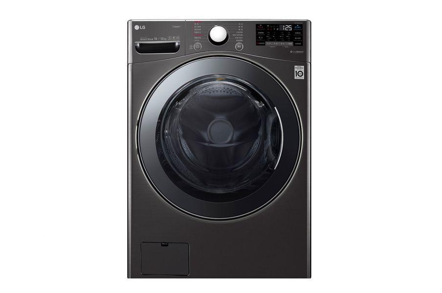 【全台原廠師傅基本安裝】詢問超低價 LG 樂金 WiFi 滾筒 洗衣機 蒸洗脫烘 尊爵黑 19公斤 WD-S19VBS LG,樂金,滾筒,洗衣機,蒸,洗,脫,烘,WD-S19VBS,S19VBS